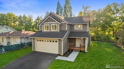 Tacoma Single Family Home For Sale: 8848 S D St
