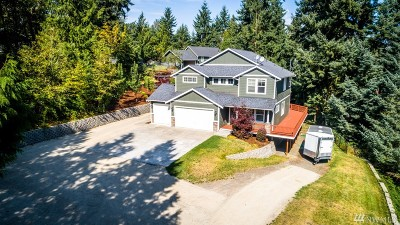 Lake Tapps Single Family Home For Sale: 18919 S Tapps Dr E