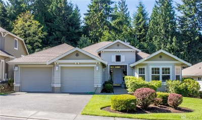 Port Ludlow Single Family Home For Sale: 252 Crestview Dr