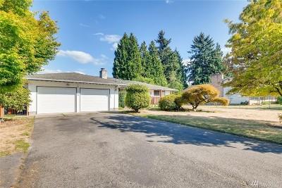 Auburn Single Family Home For Sale: 1516 I St NE