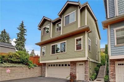 Edmonds Single Family Home For Sale: 7523 210th St SW