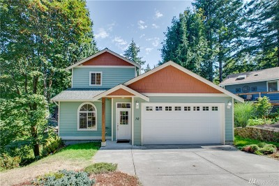 Bellingham Single Family Home For Sale: 10 Topside Ct