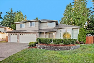 Edmonds Single Family Home For Sale: 22809 96th Place W