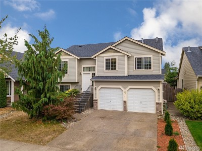 Olympia Single Family Home For Sale: 8314 55th Ave SE