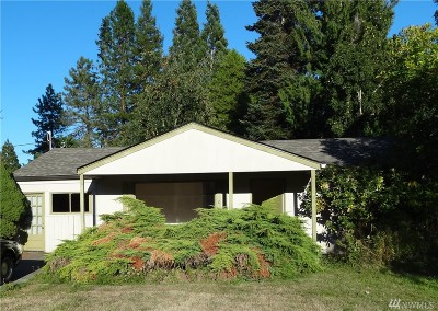 Tumwater Single Family Home For Sale: 1010 SW 9th Ave SW
