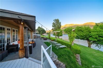 Douglas County, Chelan County Single Family Home For Sale: 943 River Rock Lane