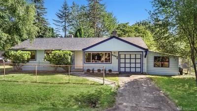 Shoreline Single Family Home For Sale: 20068 21st Ave NE