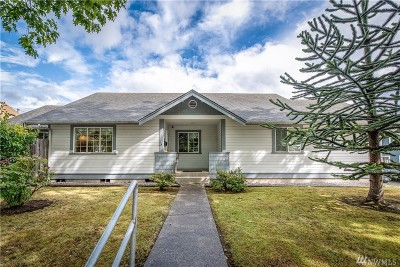 Bellingham WA Single Family Home For Sale: $419,000