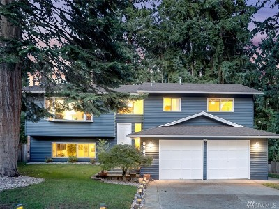 Newcastle Single Family Home For Sale: 9234 118th Place SE
