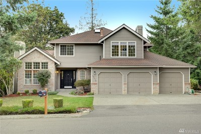 Maple Valley Single Family Home For Sale: 25318 217th Place SE