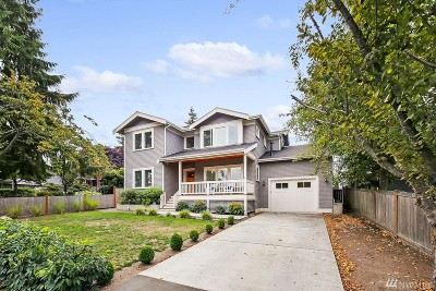 King County Single Family Home For Sale: 3915 SW 97th St