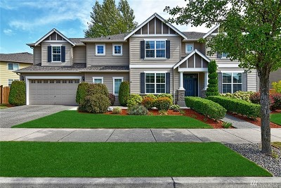 Bothell Single Family Home For Sale: 16721 37th Dr SE