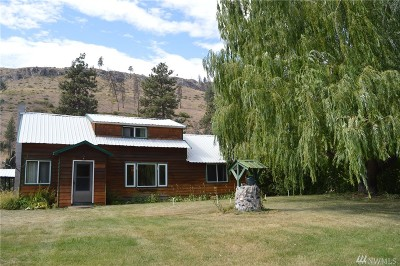Methow Single Family Home For Sale: 1503 Highway 153