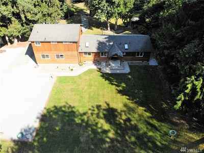 Buckley Single Family Home For Sale: 6907 245th Ave E
