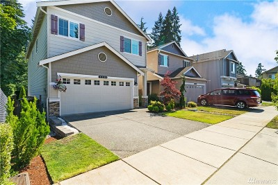 Bothell Condo/Townhouse For Sale: 3402 177th Place SE #1