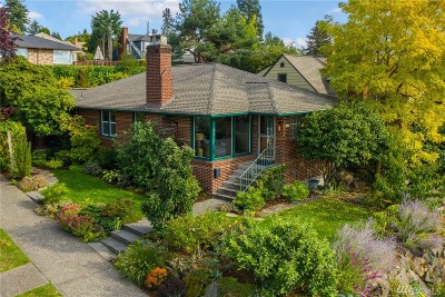 King County Single Family Home For Sale: 6556 46 Ave NE