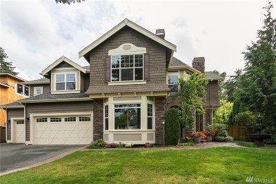 Bellevue Single Family Home For Sale: 10251 NE 30th Place