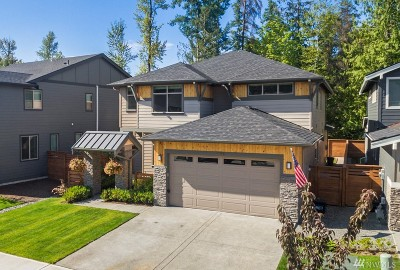 Bonney Lake Single Family Home For Sale: 13154 176th Ave E