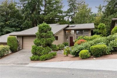 Bellevue Single Family Home For Sale: 7 168th Ave NE