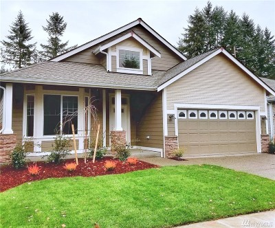 Tumwater Single Family Home For Sale: 6892 Bellamae Ct SW