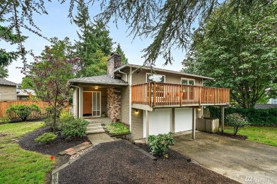 Kirkland Single Family Home For Sale: 12807 NE 144th Wy