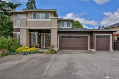 Renton Single Family Home For Sale: 3741 NE 23rd Place