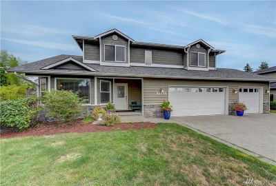 Edmonds Single Family Home For Sale: 23516 84th Ave W
