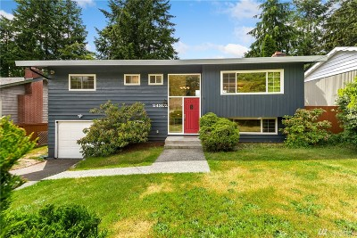 Mountlake Terrace Single Family Home For Sale: 24302 44th Ave W