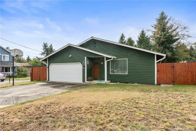 Port Orchard Single Family Home For Sale: 7160 E Fillmore St
