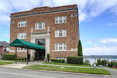 Tacoma Condo/Townhouse For Sale: 301 N Tacoma Ave #104