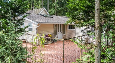 Lake Forest Park Single Family Home For Sale: 3209 NE 167th Street
