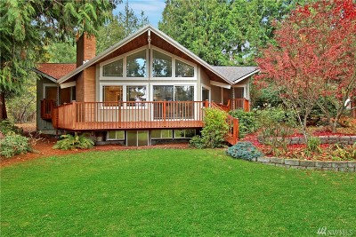 Bainbridge Island Single Family Home For Sale: 6573 NE Monte Vista Place