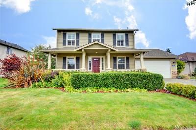 Burlington Single Family Home For Sale: 691 Hamlin Place