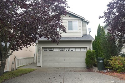 Puyallup Single Family Home For Sale: 9023 161st St E