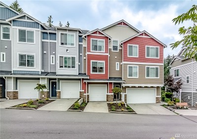 Lynnwood Condo/Townhouse For Sale: 15720 Manor Way #F4