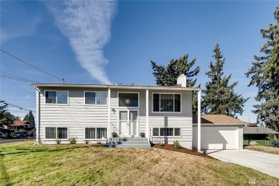 Burien Single Family Home For Sale: 502 S 145th St