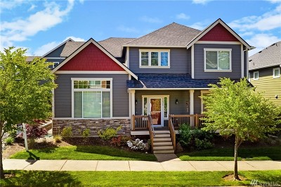 Gig Harbor Single Family Home For Sale: 5026 Bering St NW