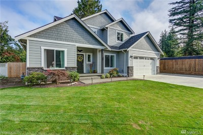 Lynden Single Family Home For Sale: 1451 Yarrow Ct