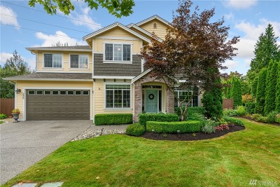 Bothell Single Family Home For Sale: 230 185th Place SW