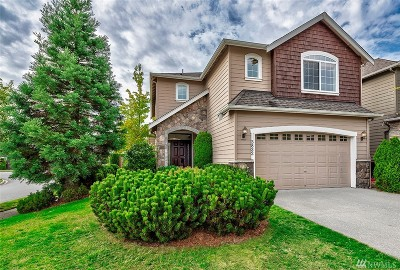 Bothell Single Family Home For Sale: 3832 168th Place SE
