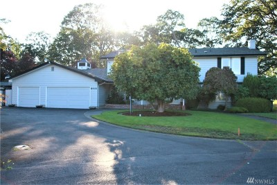 Pierce County Single Family Home Contingent: 8418 Amber Dr SW