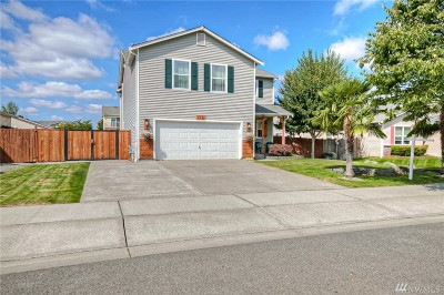 Orting Single Family Home For Sale: 115 Mazza St NE