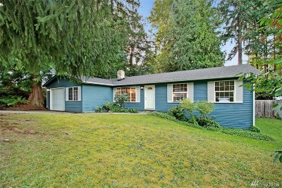 Redmond Single Family Home For Sale: 3507 279th Ave NE