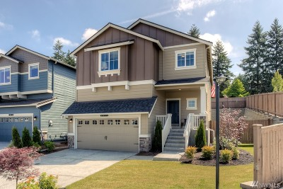 Lake Stevens Single Family Home For Sale: 9928 13st St SE #G14