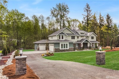 Redmond Single Family Home For Sale: 5839 245th Place NE