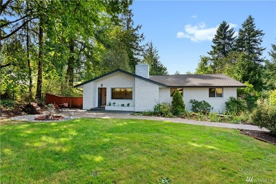 Gig Harbor Single Family Home For Sale: 9112 82nd Ave NW