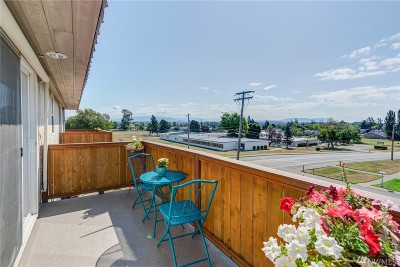 Ferndale Condo/Townhouse For Sale: 5807 Hendrickson Ave #204