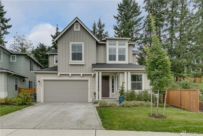 Maple Valley Single Family Home For Sale: 22530 SE 265th Place