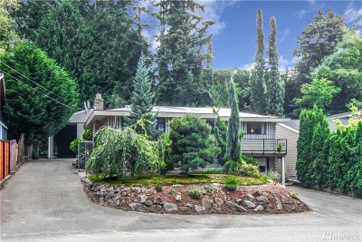 Edmonds Single Family Home For Sale: 22425 91st Ave W