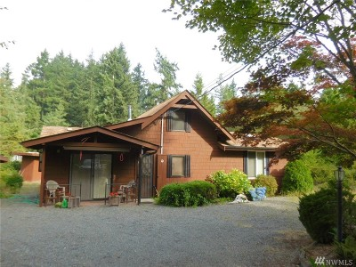 Pierce County Single Family Home For Sale: 1926 192nd Ct SW